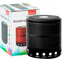 Мобильная колонка SPS WS 887 +Bluetooth, фото 1
