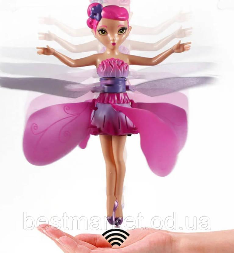 Игрушка Летающая Кукла Фея Flying Fairy с USB