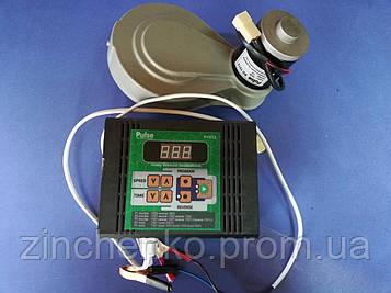 """Электропривод для медогонки Pulse RD 1012A """"ЕВРО"""" (12 вольт, 100 Ватт) – для редукторных медогонок"""