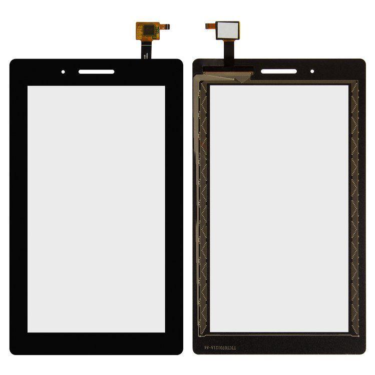 Сенсор (тачскрин) Lenovo Tab 3 TB3-710F Essential, Tab 3 TB3-710L Essential Black