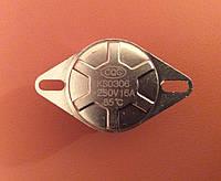 Термостат-отсекатель KSD306 (KSD303) аварийный 16A на 85°С (термозащита) для бойлеров ATT, Garanterm, Thermex, фото 1