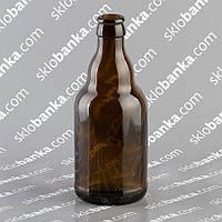 Бутылка стеклянная пивная 0,33 л Steinie 24 шт