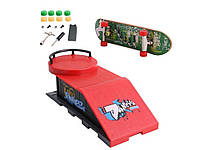 Скейт парк і фінгерборд Tech Deck D Червоний