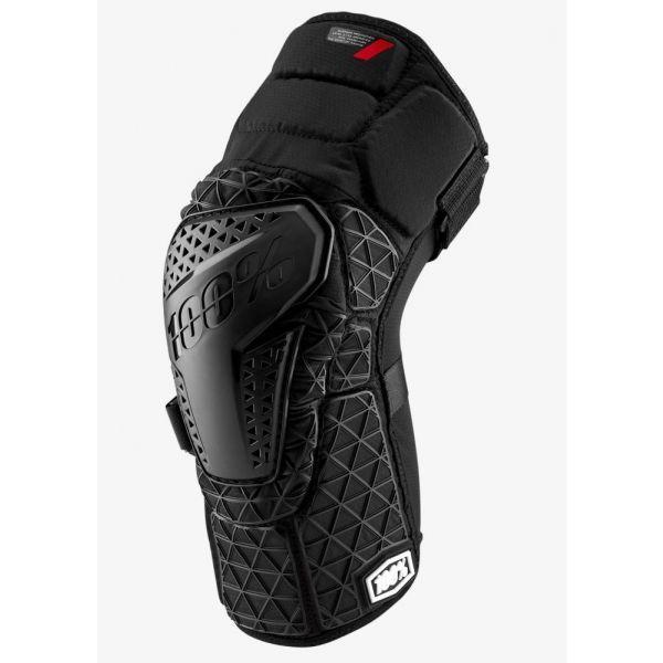Наколенники Ride 100% SURPASS Knee Guards [Black], Large