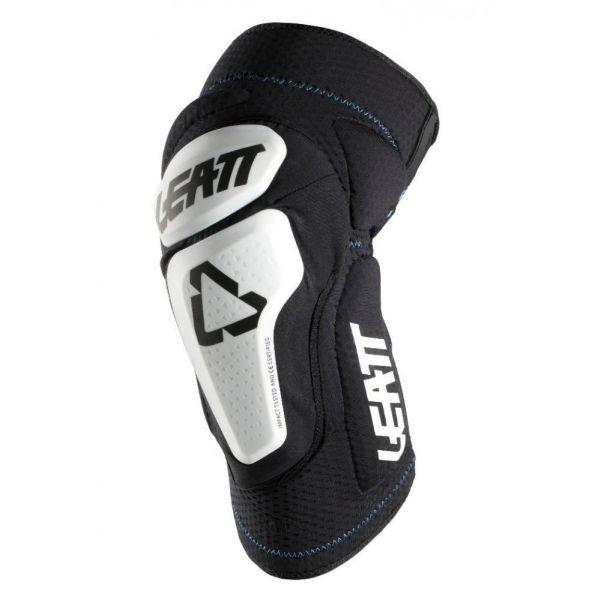 Наколенники LEATT Knee Guard 3DF 6.0 [White/Black], XXLarge
