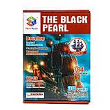 "Огромные 3д пазлы "" THE BLACK  PEARL "" Трехмерный конструктор-головоломка  43.4 см * 17.2 см * 49.1 см *, фото 4"