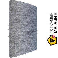Повязка на шею (бафф) Buff DRYFLX Neckwarmer R-light grey (118097.933.10.00)