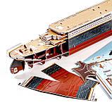 """Огромные 3Д пазлы """"Титаник""""  Трехмерный конструктор-головоломка  80.6 см * 10.2 см * 21.5 см, фото 4"""