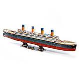 """Огромные 3Д пазлы """"Титаник""""  Трехмерный конструктор-головоломка  80.6 см * 10.2 см * 21.5 см, фото 5"""