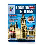 """Величезні 3д пазли """"Big Ben"""" Тривимірний конструктор-головоломка 63.8 см * 25 см * 47 см, фото 2"""