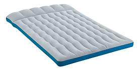 Полуторный кемпинговый надувной матрас Intex 67999, 127х193х24 см