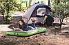 Одномісний надувний матрац з надувною подушкою Pavillo Bestway 67619, 99x188x22 см (сіро-зелений), фото 10