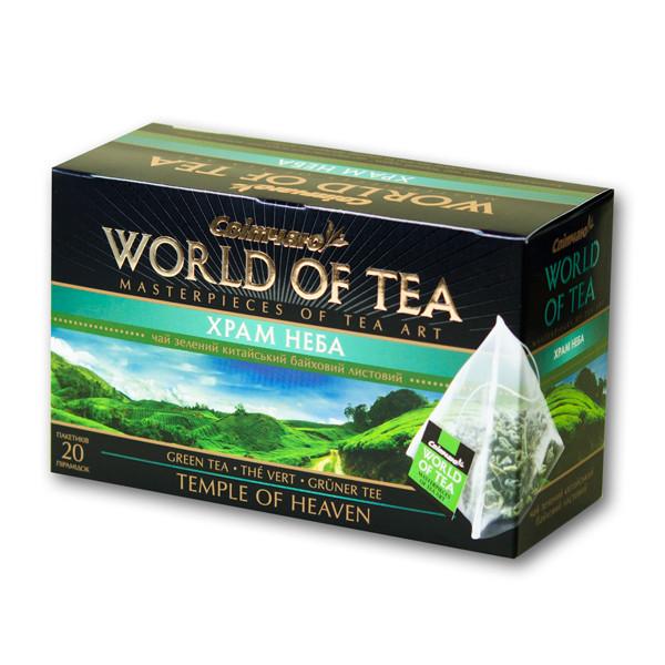 """Зеленый чай """"Храм Неба"""""""