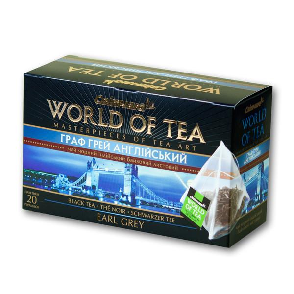 """Черный чай """"Граф Грэй """"Английский"""""""
