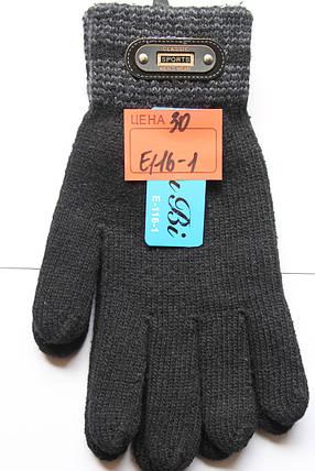 Перчатка мужская, фото 2