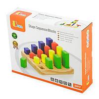Набор для обучения Viga Toys Форма и размер (51367), фото 1