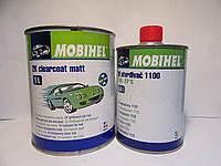 2К MS Акриловый матовый лак Mobihel matt (1л) + отвердитель 1100 (0,5л)
