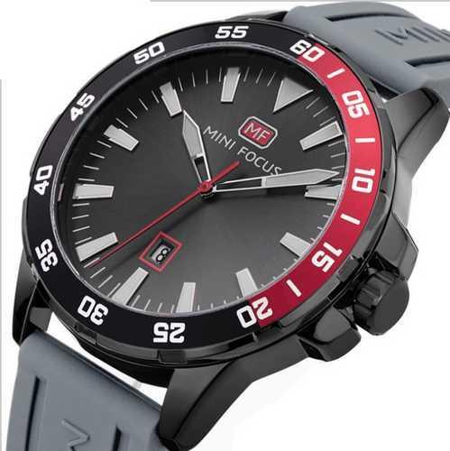 Mini Focus MF0020G Gray-Black-Red