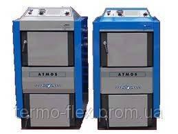 Пиролизные газогенераторные котлы Atmos DC 70S, фото 3