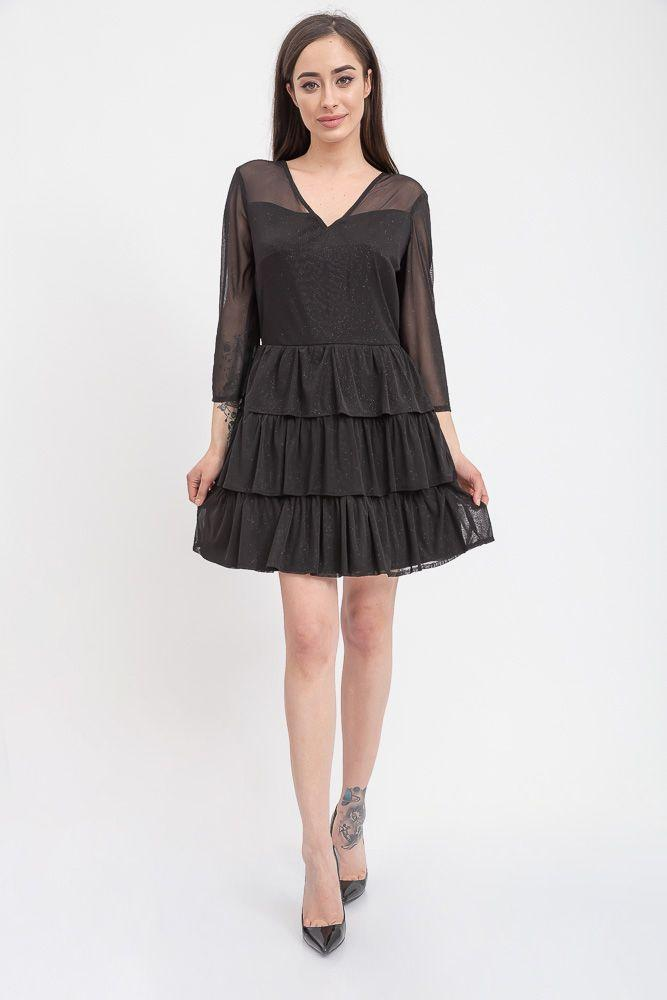 Платье 131R2897R цвет Черный