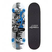 Скейтборд Nils Extreme CR3108SB Speed