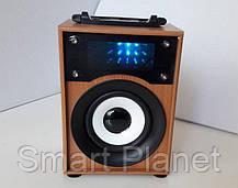 Портативная Bluetooth-FM-Колонка - 668, фото 2