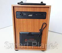 Портативная Bluetooth-FM-Колонка - 668, фото 3