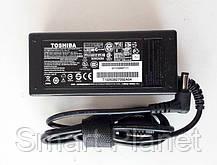 Блок Питания Зарядка для Ноутбука TOSHIBA - 3.42А (с сетевым кабелем), фото 3