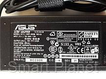 Блок Питания Зарядка для Ноутбука ASUS 3.42A(65W) с Сетевым в Кабелем, фото 2