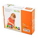 Деревянный сортер Viga Toys Фигуры и размеры (51367), фото 3