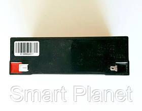 Аккумулятор Батарея 6V 10Ач для Мотоциклов Скутеров Мопедов, фото 3