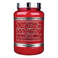 Протеин Scitec 100% Whey Protein Professional, 920 грамм Грецкий орех