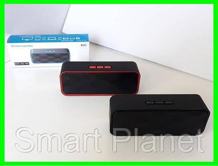 Портативная Bluetooth-FM-Колонка (model-31), фото 2