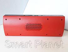 Bluetooth-FM-Колонка с Будильником и Большим LCD Экраном, фото 2