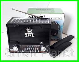 Радио на Солнечной Батарее с Мр3 (USB/MicroSD)