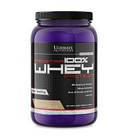 Протеин Ultimate Prostar 100% Whey Protein, 908 грамм Банан