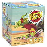 Настольная игра Strateg Froggy Pool SKL11-249409