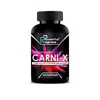 Жиросжигатель Powerful Progress Carni-X, 60 капсул