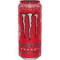 Напитки и лимонады Monster Energy Ultra Red, 500 мл