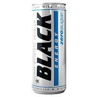 Напитки и лимонады Black Energy Zero Sugar, 250 мл