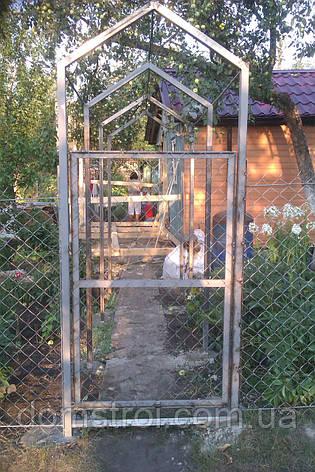 Калитки из рабицы в Харькове, фото 2