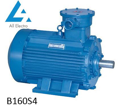 Взрывозащищенный электродвигатель В160S4 15кВт 1500об/мин