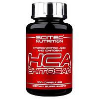 Натуральная добавка Scitec HCA Chitosan, 100 капсул