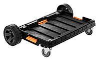 Платформа на колесах Neo Tools для перевозки модульной системы хранения