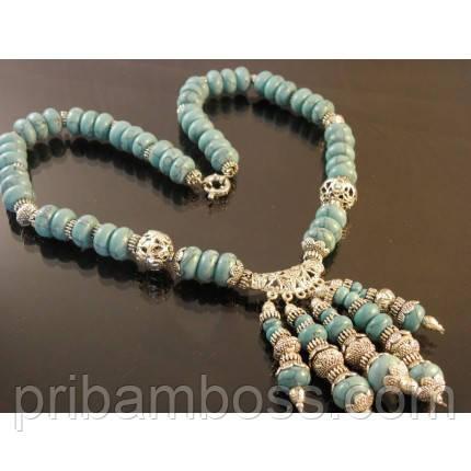 Ожерелье бирюза