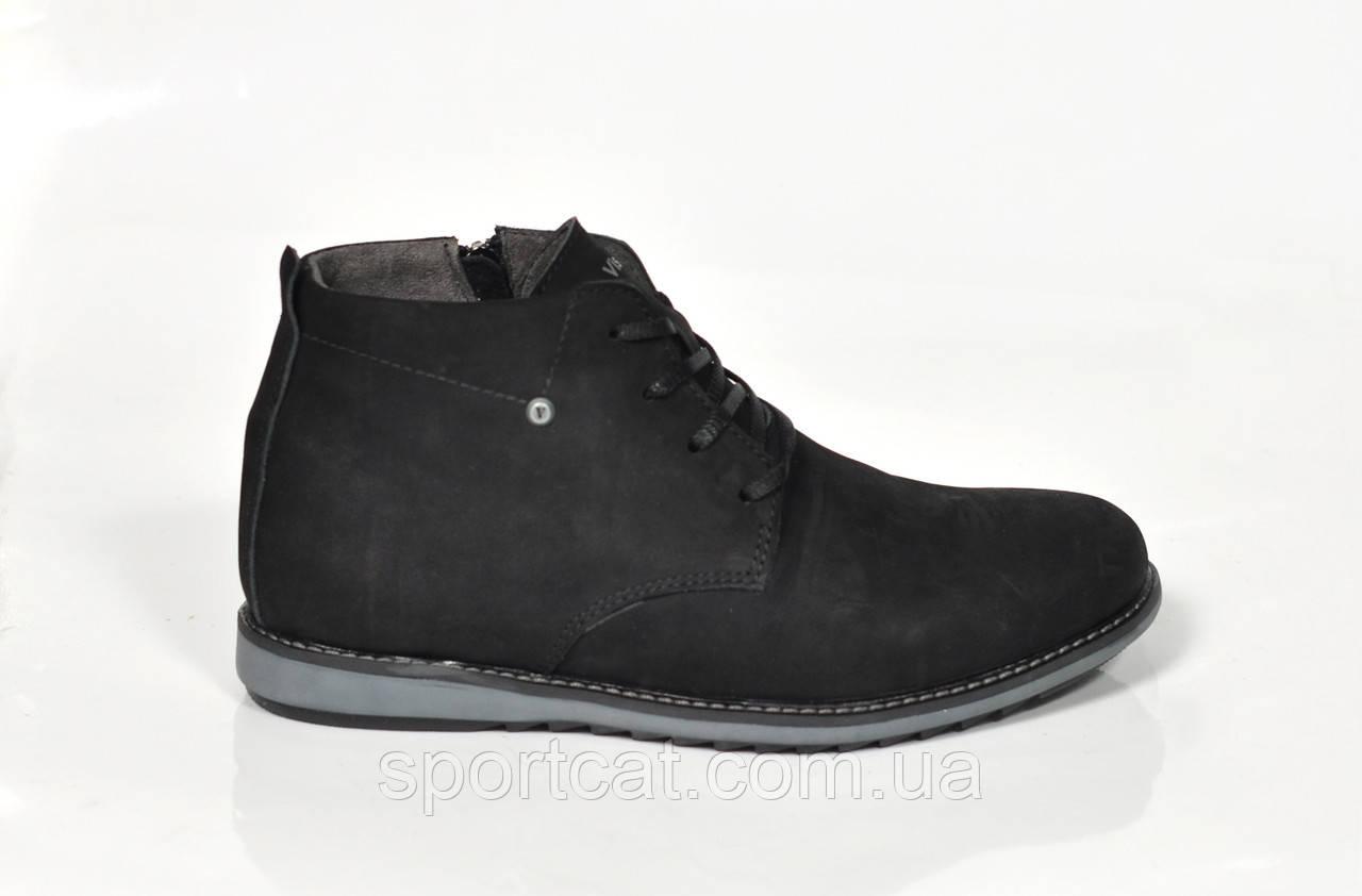 Мужские ботинки Visazh черные