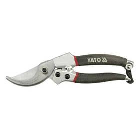 Секатор с алюминиевыми ручками 200мм, YT-8845 YATO