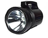 Потужний світлодіодний акумуляторний ліхтар TD-6000 15W (оригінал), фото 1