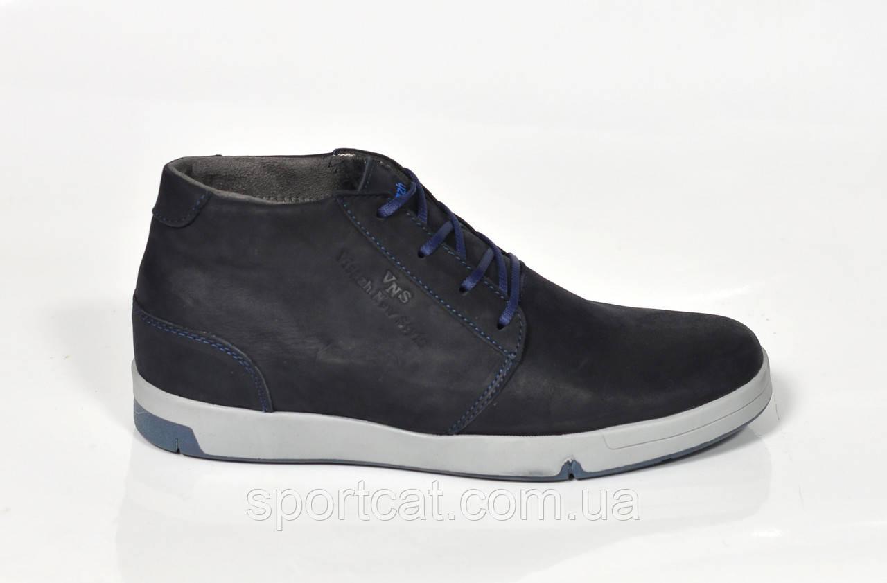 Мужские ботинки Visazh синие