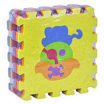 """Коврик-пазл """"Пират"""", 9 элементов 7Toys С36603 ( TC105233)"""